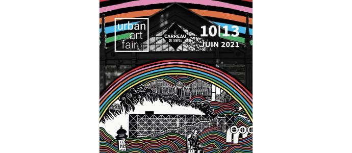 Urban Art Fair Paris 2021